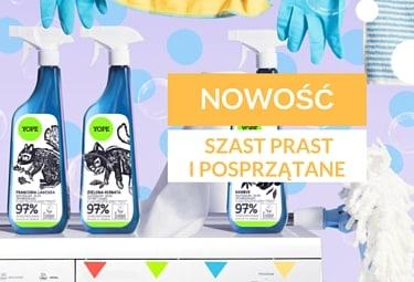 naturalne środki czystości yope