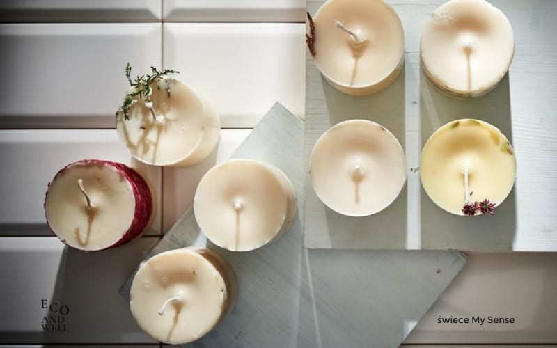 naturalne świece sojowe, świeczki zapachowe My Sense
