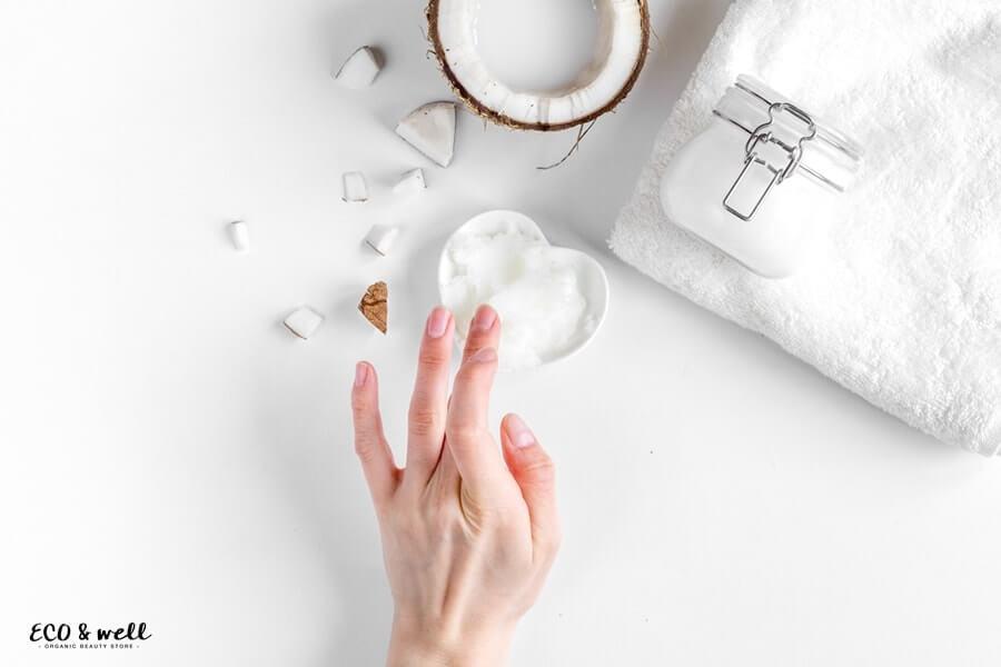 olej kokosowy zastosowanie w pielęgnacji