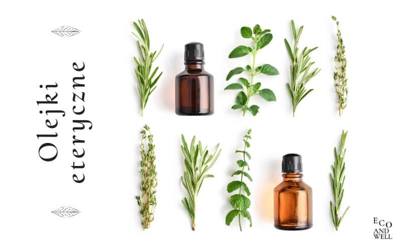 olejki eteryczne, olejek rozmarynowy, z drzewa herbacianego