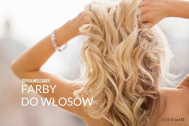 organiczne farby do włosów naturigin, kolor blond