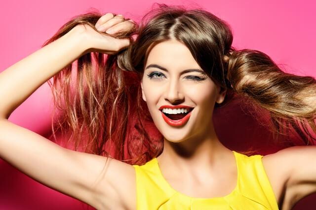 przetłuszczające się włosy jak sobie poradzić? pielegnacja