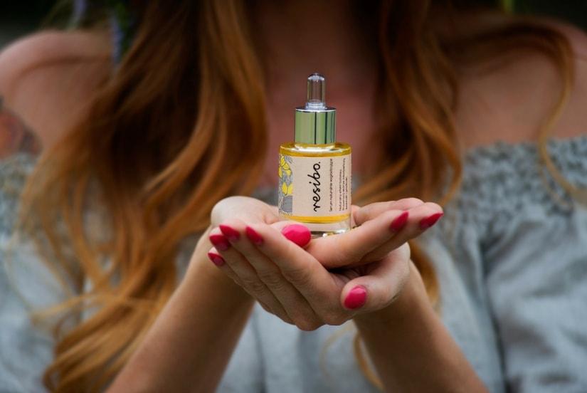 kosmetyki resibo serum wygładzające