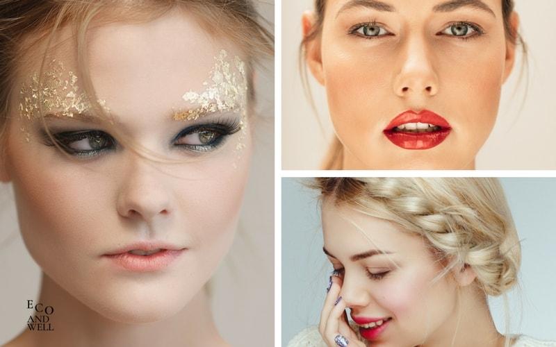 trendy jesień zima, makijaż, fryzury, koloryzacja