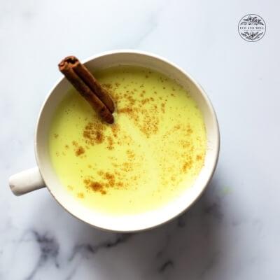 złote mleko na odporność, jak wzmocnić odporność