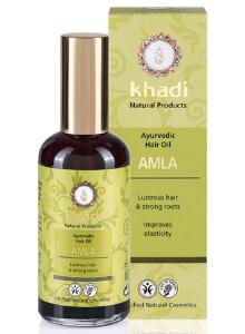 olejek amla khadi, olej amla do włosów