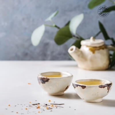 zielona herbata, co jeść na odporność