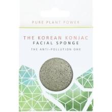 konjac gąbka z turmalinem anti-pollution do cery każdego rodzaju