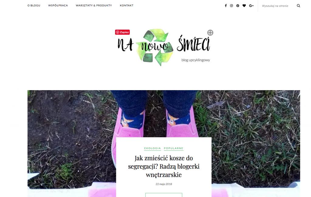 Blog o recyklingu