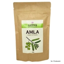 Amla w proszku Sattva gdzie kupić