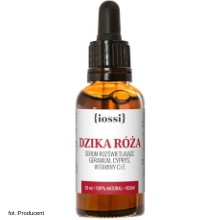 iossi serum rozświetlające Dzika Róża