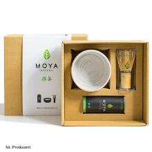 Matcha - zestaw startowy do przygotowania herbaty