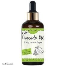 nacomi olej awokado do włosów wysokoporowatych