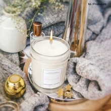 ekomaniaczki świeca sojowa piżmo