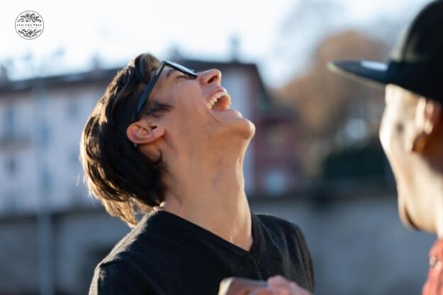 jak śmiać sie często, dlaczego warto się śmiać