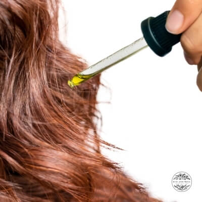 olej jojoba do włosów