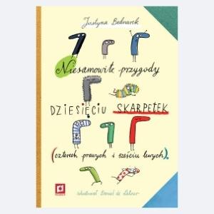 ksiażka Skarpetki